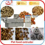 250 kg/h grande capacidade de Cão Gato Pet Food máquinas de Pelotas