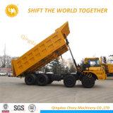 Sinotruk HOWO 6X4 광업 덤프 트럭 70ton 덤프 트럭