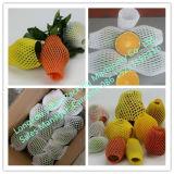 Het Schuim die van de Meloen van de rimpel de Netto Machine van de Uitdrijving inpakken