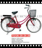 Middle East Style City Bicicleta / bicicleta para mulheres