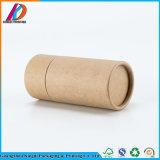 Starker runder Papppackpapier-Gefäß-Kasten mit Kappe