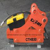 53 PC35mr-2掘削機のための油圧石のブレーカ