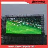 P4.81 광고를 위한 높은 광도를 가진 옥외 풀 컬러 발광 다이오드 표시 스크린