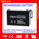 SolarBattery, 12V 100ah Deep Cycle Gel Battery
