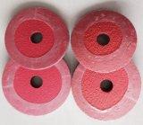 Il disco abrasivo di ceramica della fibra/ha ricoperto il disco di Abrasive/Sanding