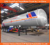 60000liters Gas Delivery Truck 20ton LPG Road Tank para Sale