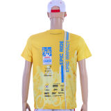 custom Company에 의하여 인쇄되는 남녀 공통 광고 선전용 귀뚜라미 팀 t-셔츠