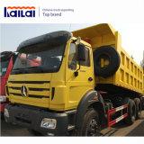 6x4ダンプトラック30ton鉱山のダンプカートラック