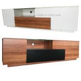 Sala de estar moderna suporte de TV simples armário de TV de madeira