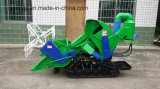 4lz-0.8/1.0 Rice e Wheat Combine Harvester