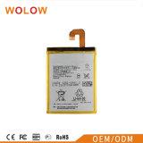 Leverancier van de Batterij van Wolow de Mobiele voor de Batterij van het Lithium van Sony Z1