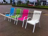 Design simples conjunto de mesa e cadeira de Aço
