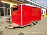 多機能の移動式食糧カート/アイスクリームのカート