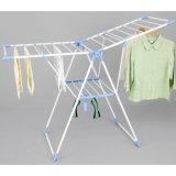 ラックを乾燥する粉の上塗を施してある鋼鉄Foldable多目的衣服