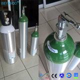 ضغطة عادية ملحومة ألومنيوم أسطوانة غاز أكسجين [ك2] أسطوانة