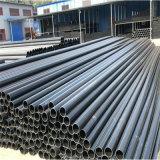De HDPE tubo plástico para o abastecimento de água PE100 e PE80