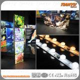 Free Standing Trade Show LED caixas de luz