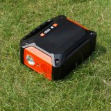Источник питания портативного аварийного генератора резервный с батареей полимера лития