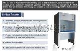 Banco limpio Single-Person de la Solo-Cara de Sw-Cj-1b (suministro de aire horizontal)