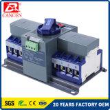 이중 힘 자동적인 이동 스위치 3p 4p MCB 유형 6A 10A 16A 20A 32A 40A 63A