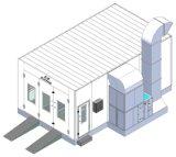 Farbanstrich-Backen-Raum-Infrarotfarbanstrich-Stand-Garage-Gerät
