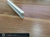 Extrusion en aluminium Curtain Track pour Window Ceiling