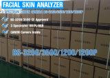 Máquina facial profissional do Magnifier do analisador da pele do Portable BS-3200 3D
