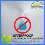 Proteja un protector de la hoja impermeable de la cama