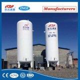 Criogénicos Vertical 10m3 do tanque de armazenamento de azoto líquido