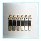 Parte di metallo di precisione, terminale d'ottone per cavo (HS-DZ-0009)