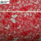 Катушки PPGI Pre-Painted оцинкованной стали с красного цветка конструкций