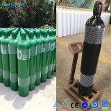 5L 10L 50L de Cilinder van de Zuurstof van het Gas van het Staal 150bar 200bar iso9809-3