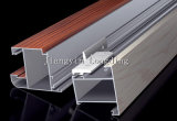 Los canales de aluminio sacados sacaron el marco de aluminio