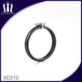 Anello di cerimonia nuziale delle coppie Xc013 per lo sposo e nuziale di ceramica