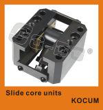 Standard en acier de moulage par injection plastique pliants de moulage par injection