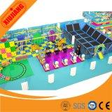 Яма шарика скольжения Trampoline ягнится крытый мягкий центр игры для спортивной площадки