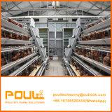 Автоматическая слой курицы клеток для домашней птицы использовать Jaula де Польо