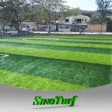 PEの脊柱の形のサッカー及びフットボールのための人工的な総合的な泥炭の草