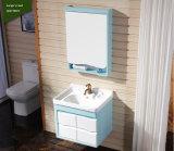Simple et meilleur prix les armoires de salle de bains de la vanité de PVC