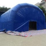 Partie gonflable bleu tente (C-0122)