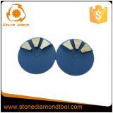 Диск отделкой пола диаманта 3 этапов меля
