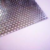 1 m x 2 m, 2 толщиного гальванизированного Perforated mm металлического листа с тангажом отверстия 5 mm & отверстия 8 mm