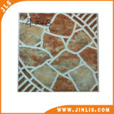 Baño de cristal a prueba de agua suelo de baldosas de cerámica