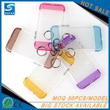 Geval van de Telefoon van het Plateren van de kleur het Passende voor iPhone 8/8 plus
