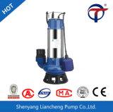 이용되는 Wqv2200 차 씻기 상점 하수 오물 펌프 수교