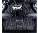 5D XPE 닛산 Tiida (해치백 버전)를 위한 가죽 차 매트 2005-2017년