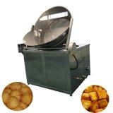 Neue heiße Produkte auf den Markt-Kartoffelchips, die Maschine herstellen