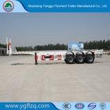 Band 3 van het Koolstofstaal 12r22.5/12.00r20 de Aanhangwagen van de Container van het Skelet van Assen voor Vervoer van de Container 20/40FT
