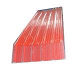PPGI屋根ふきシートのGalzedのPrepainted波形のタイル