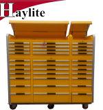 Module lourd de rouleau de boîte à outils de tiroir d'atelier d'utilisation d'Industial